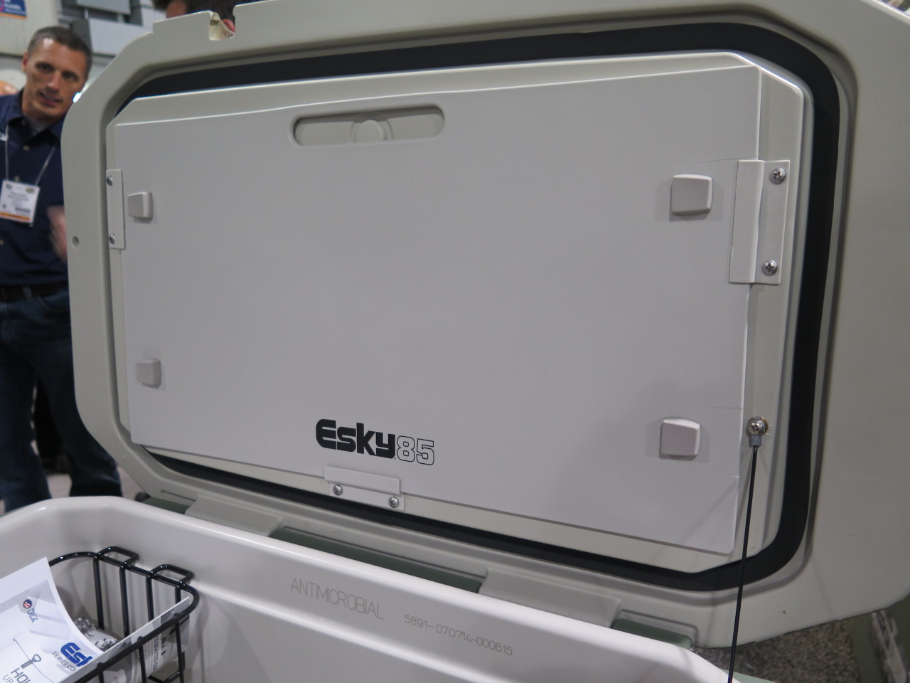 Esky Coolers, Manufactured by Coleman