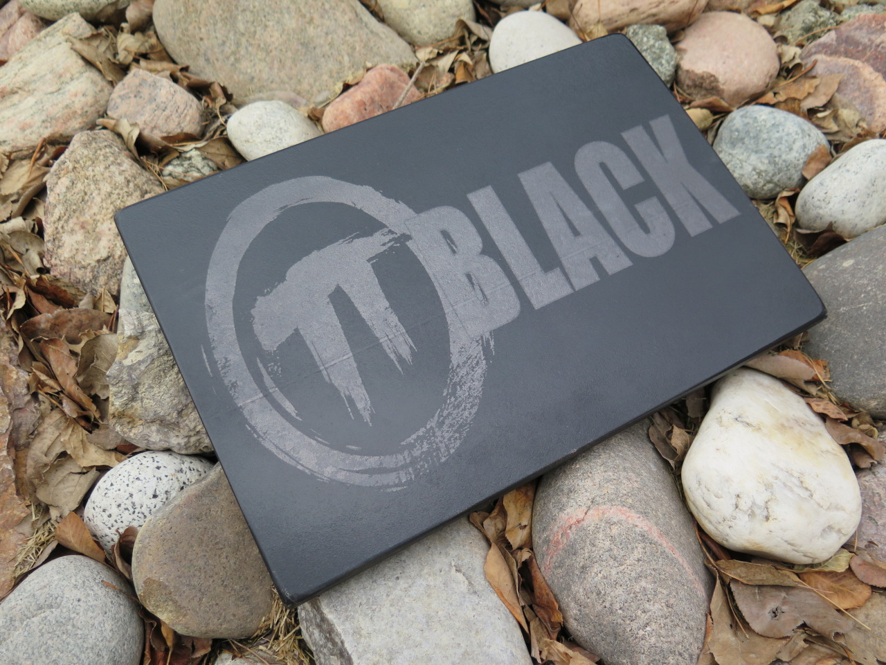 You can order your SHplate etched with virtually anything.