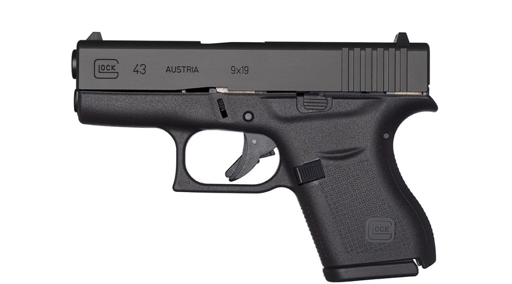 GLOCK Announces G43 Single Stack 9mm