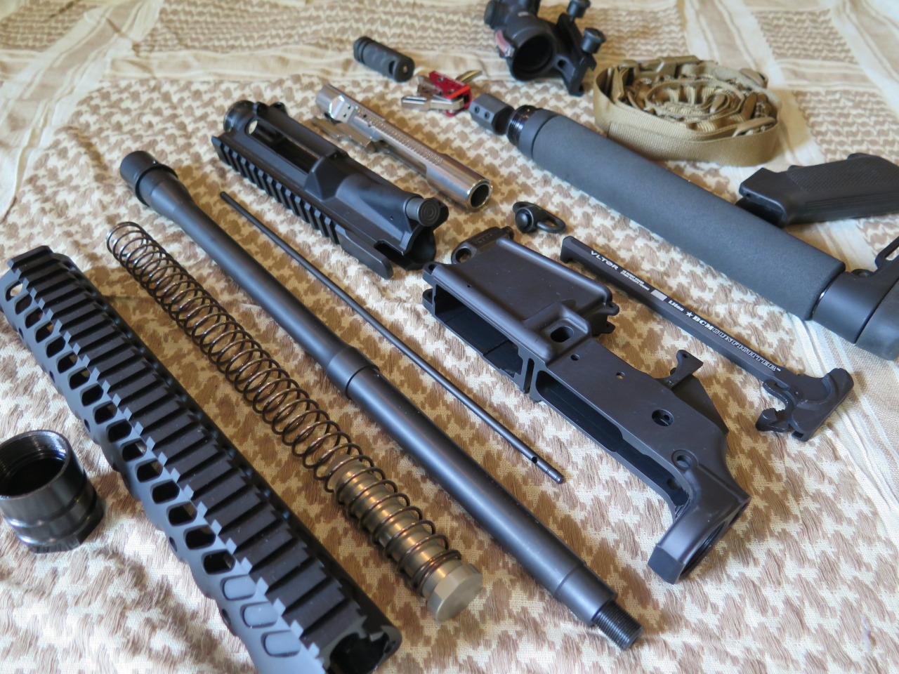 Run and Gun AR-15 Parts