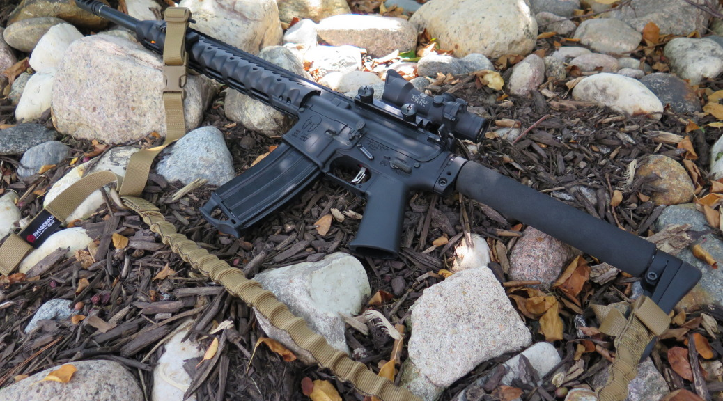 Run and Gun AR-15 Build
