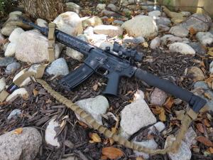 Run and Gun AR-15 Build