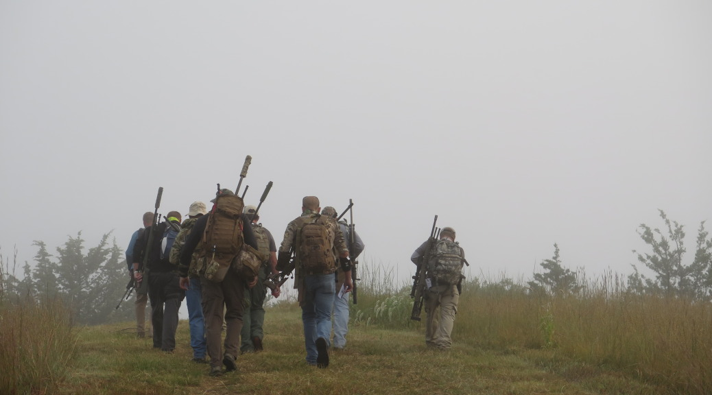 2015 Walker Draw Tactical Competition