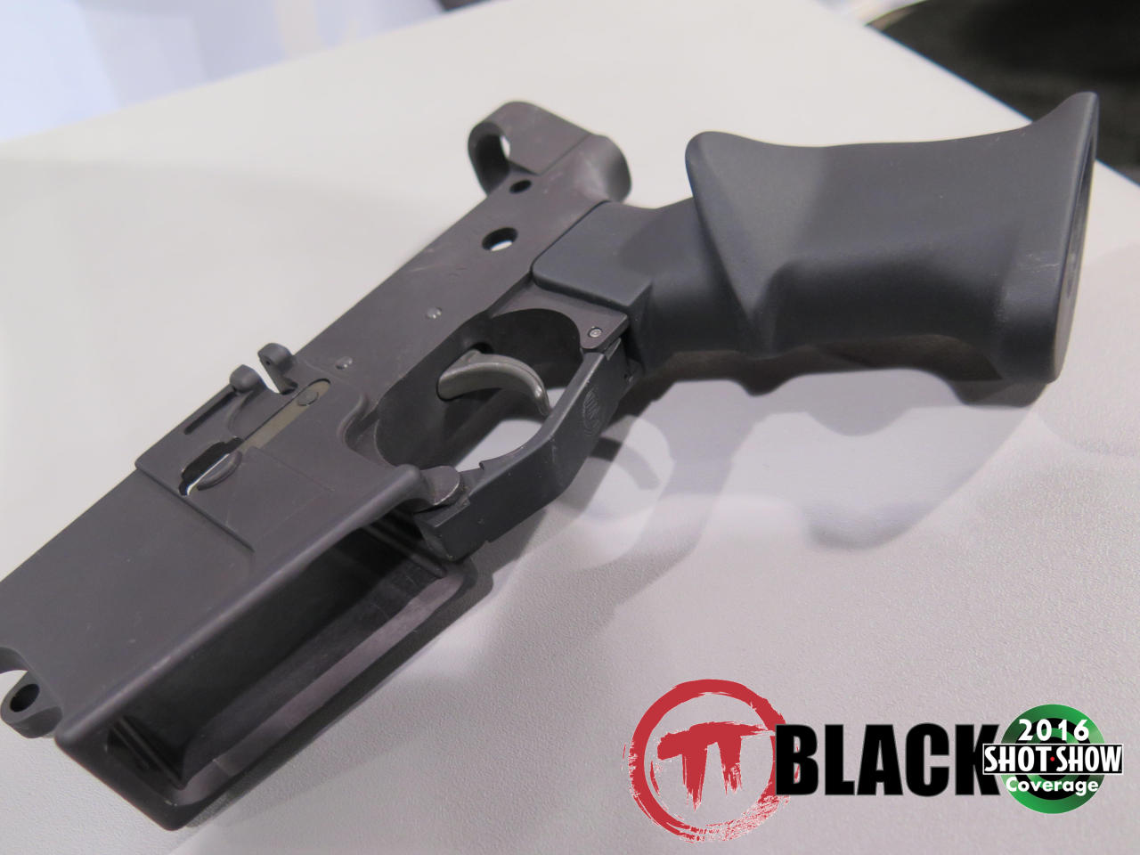 Luth-AR Prototype Pistol Grip