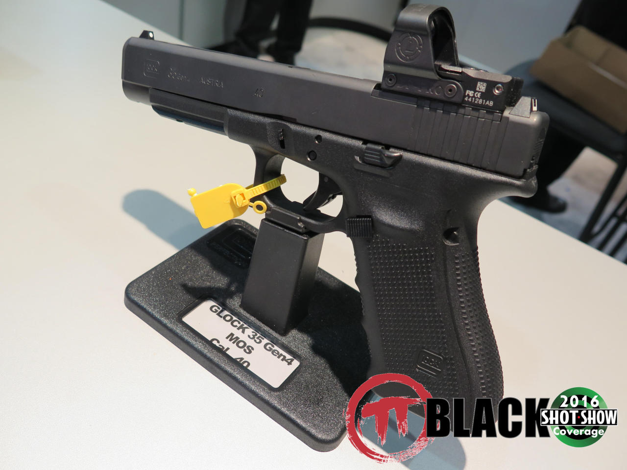 Glock MOS